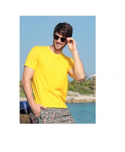 maglietta manica cortat-shirt uomo manica corta personalizzata basso costo