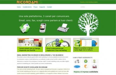 Email Marketing Servicesprogramma newsletter e sms personalizzati piemonte lombardia
